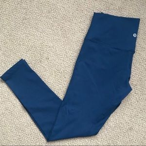 Lululemon High waisted Leggings